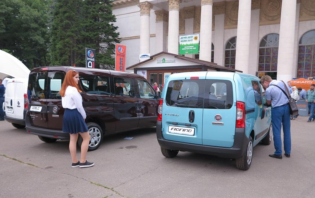 Какие коммерческие автомобили выбирали украинцы в первом полугодии