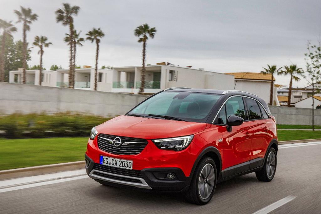 Все новые Opel породнятся с Peugeot и Citroen