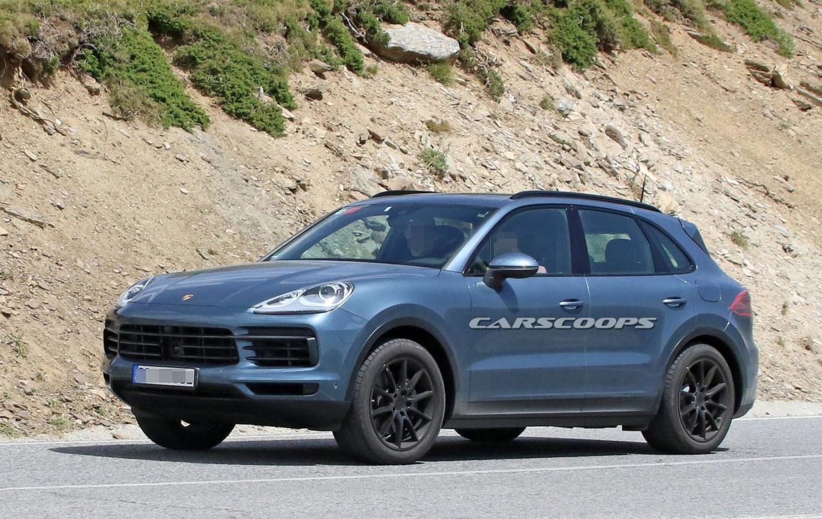 Новый Porsche Cayenne 2018: подробности, цены и дата премьеры