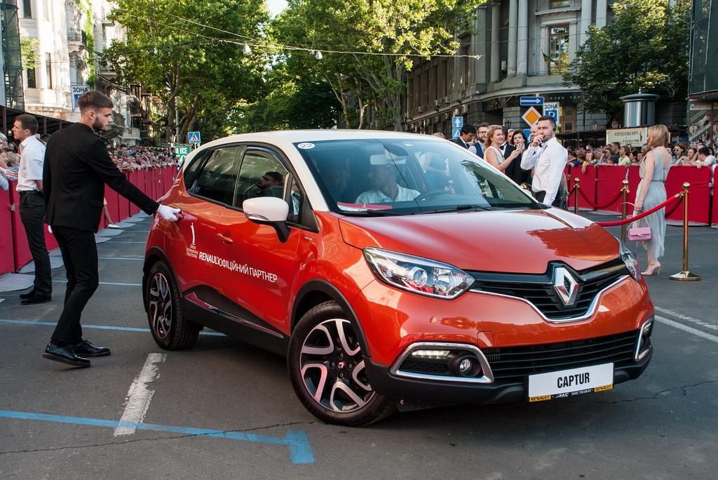 Renault на ОМКФ