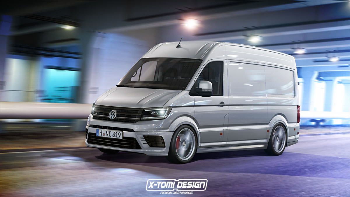Volkswagen Crafter R/GTI
