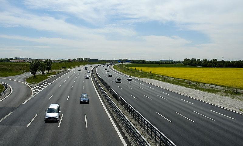 В Украине появится автобан европейского уровня