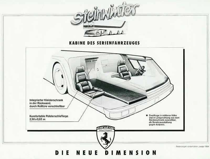 Steinwinter Supercargo 2040