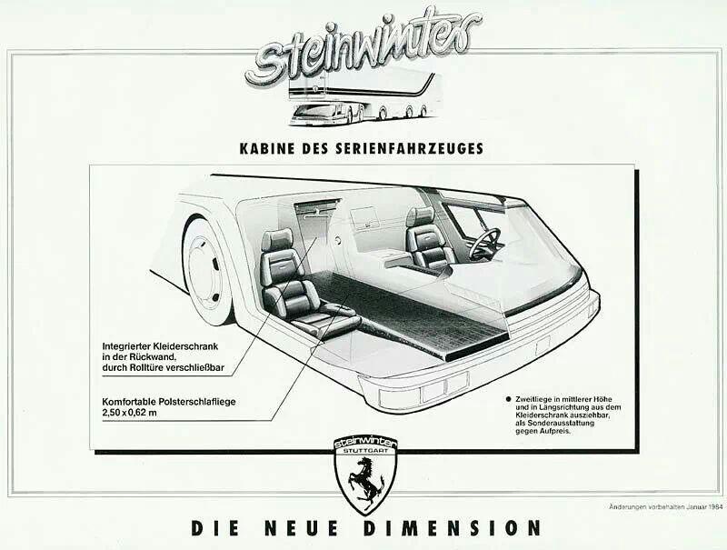 Steinwinter Supercargo 2040