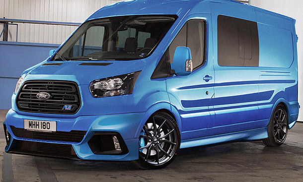 Ford Transit RS