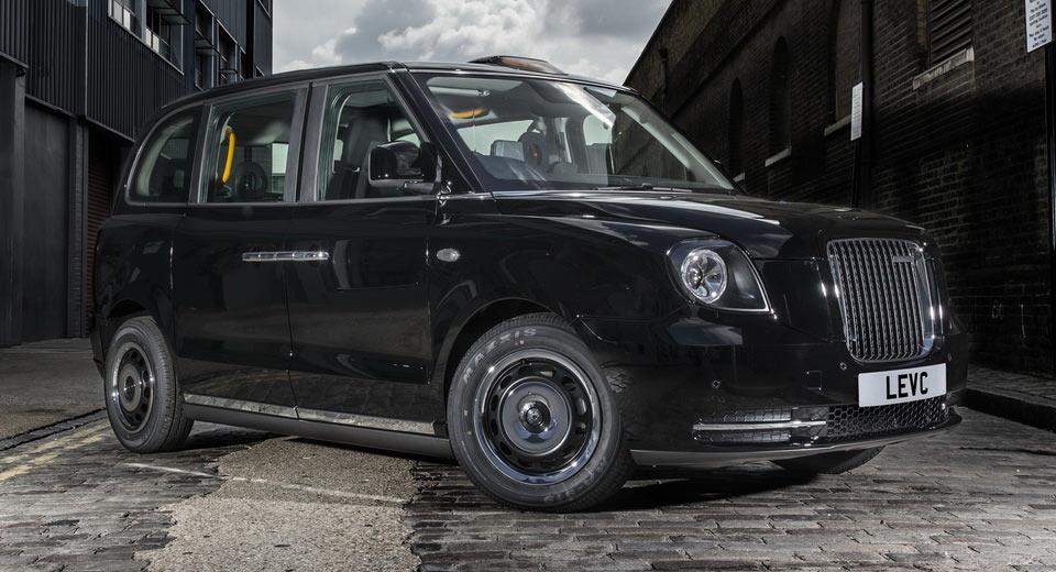 Новое лондонское такси: электромотор, Wi-Fi и зарядка для смартфонов