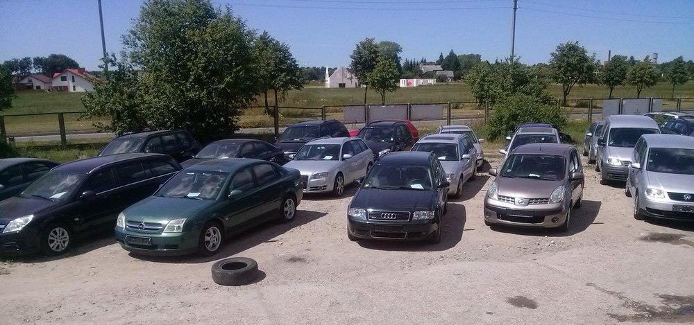 самые популярные нерастаможенные авто в украине