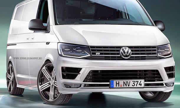 Volkswagen Transporter R