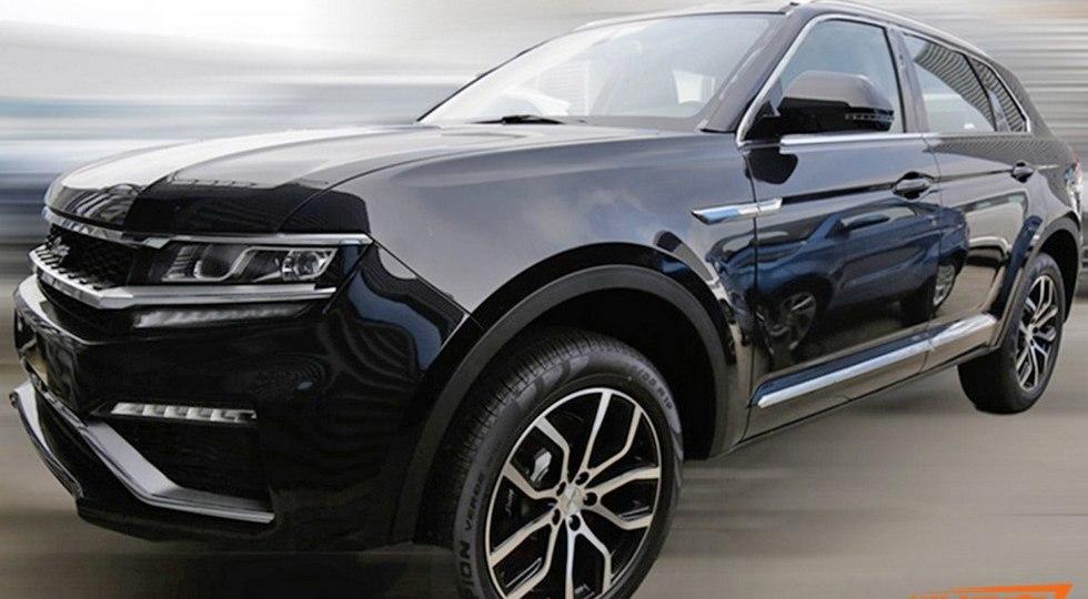 Китайский клон Volkswagen Touareg получил семиместную версию