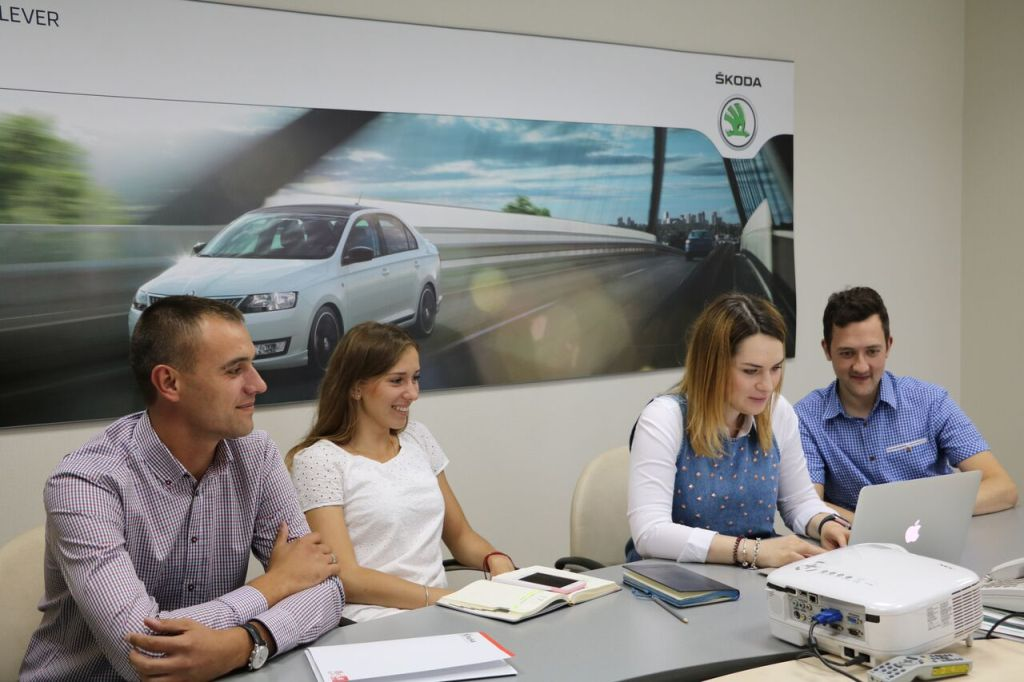 ŠKODA RAPID SUMMER SAFETY TRIP