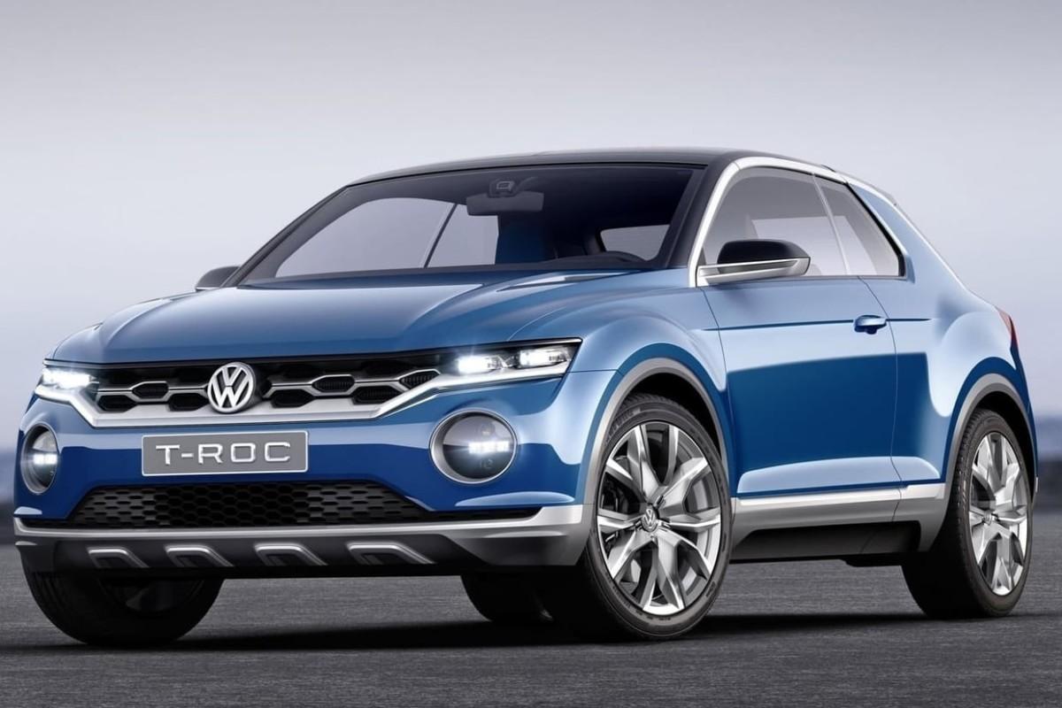 Volkswagen T-Roc: