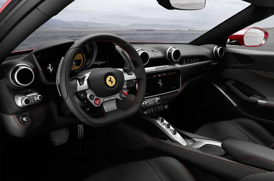 Ferrari представила наследника модели California