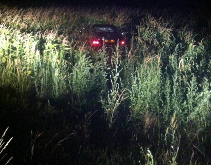 Под Киевом обстреляли авто руководителя организации «Авто Евро Сила»