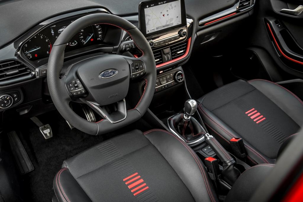 Тест-драйв нового Ford Fiesta ST-Line - Автоцентр.ua