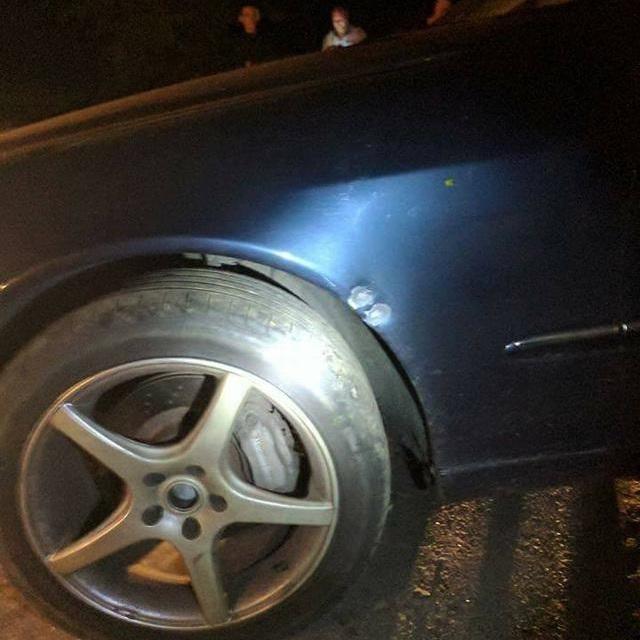 Нацполиция расследует обстрел авто главы организации «Авто Евро Сила»