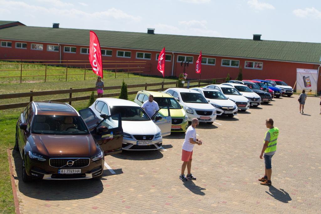 По каким классам делятся претенденты на звание Автомобиль года в Украине 2018