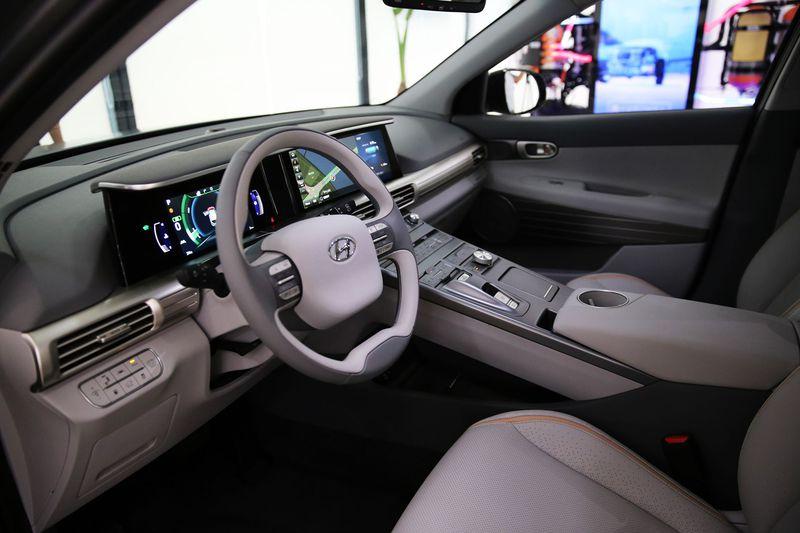 Hyundai запустит в производство водородный кроссовер