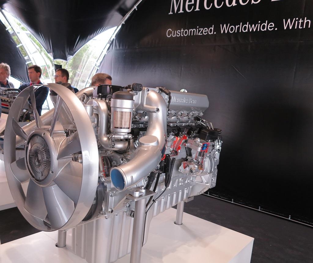Mercedes-Benz OM471