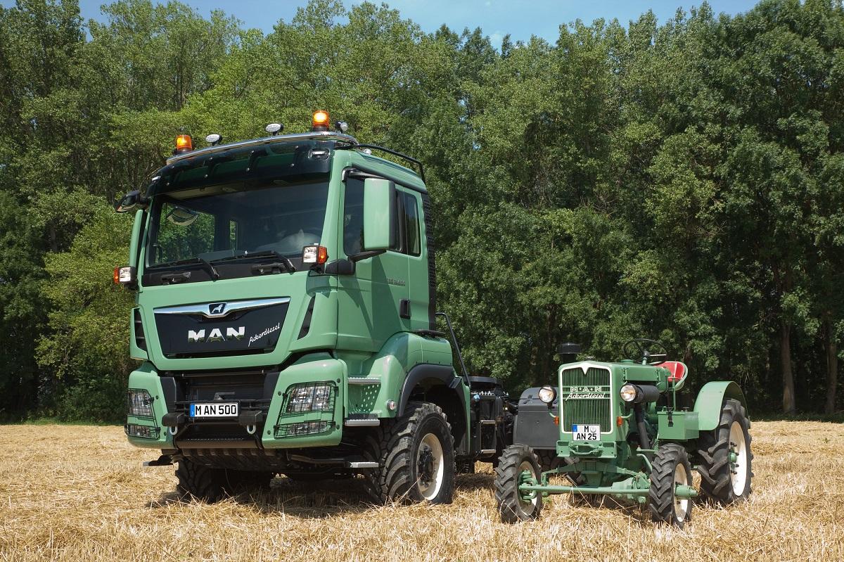 Самодельный полноприводный трактор -2 - стр. 3.