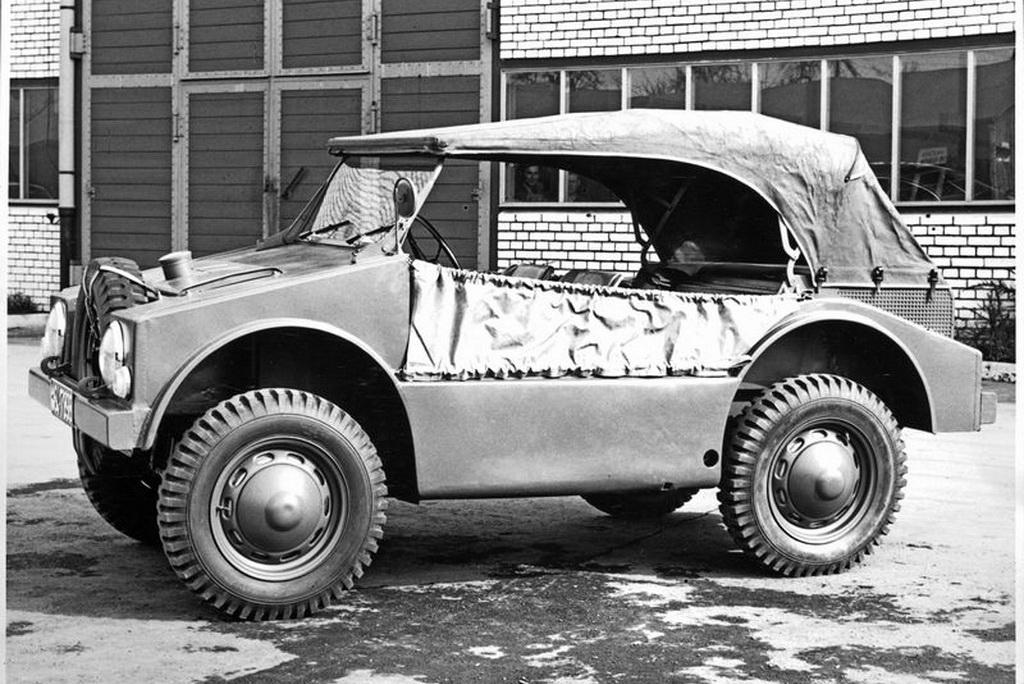 Porsche 597
