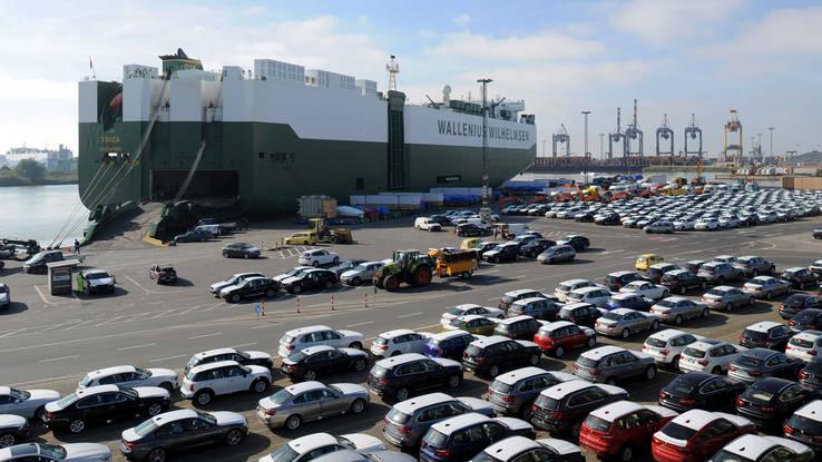 Импорт легковых авто в государство Украину заполгода увеличился практически вдвое