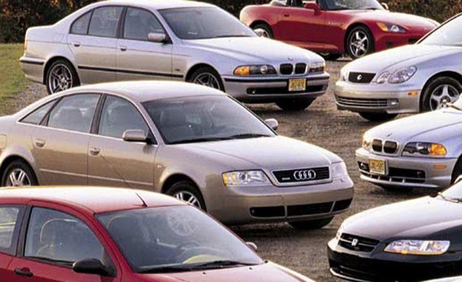Самые надежные автомобили 2000 годов