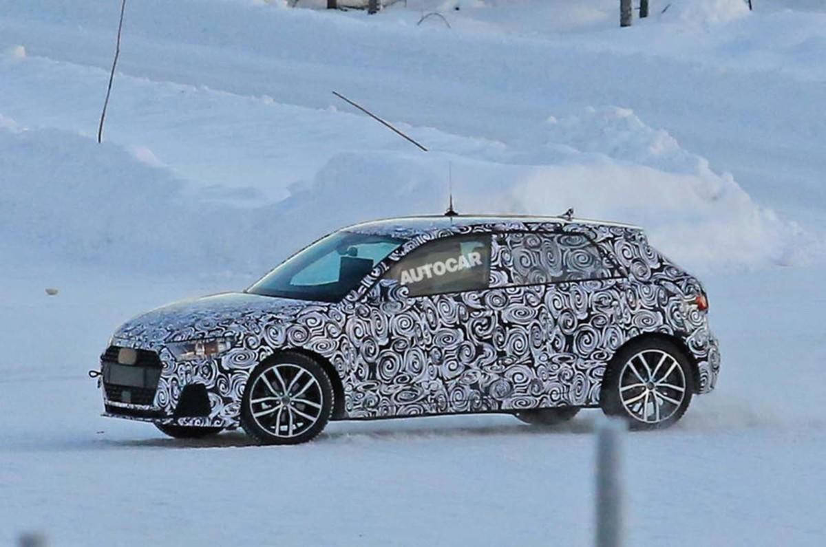Audi A1 2018: первые подробности нового компактного хетчбэка Ауди