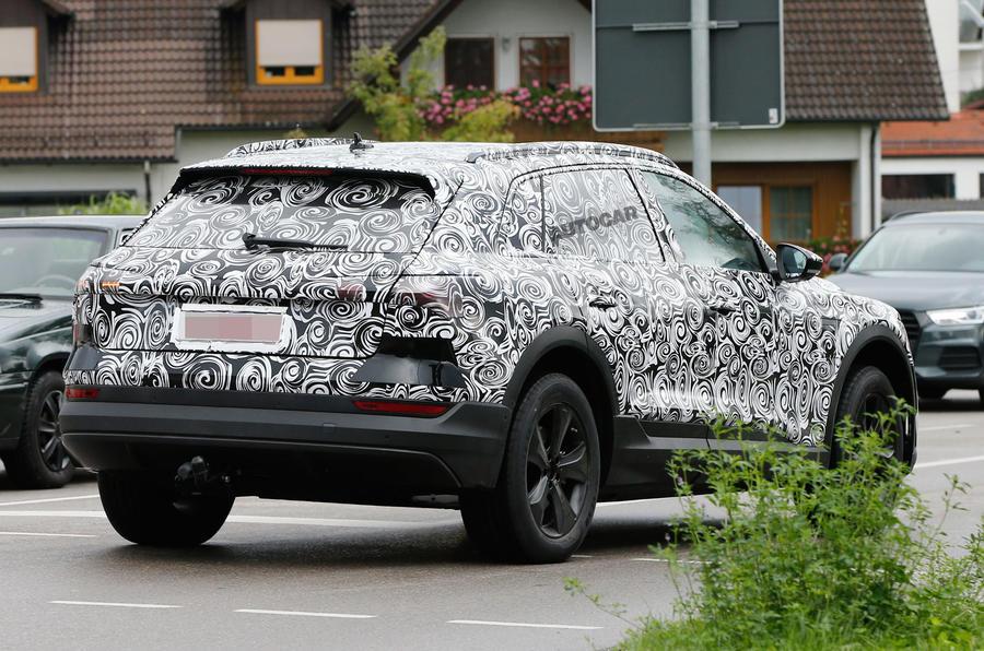 Первый электрокроссовер Audi бросит вызов Tesla Model X и Jaguar I-Pace
