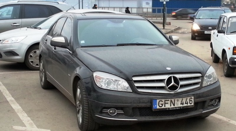 ГФС назвала количество нерастаможенных авто на еврономерах в Украине