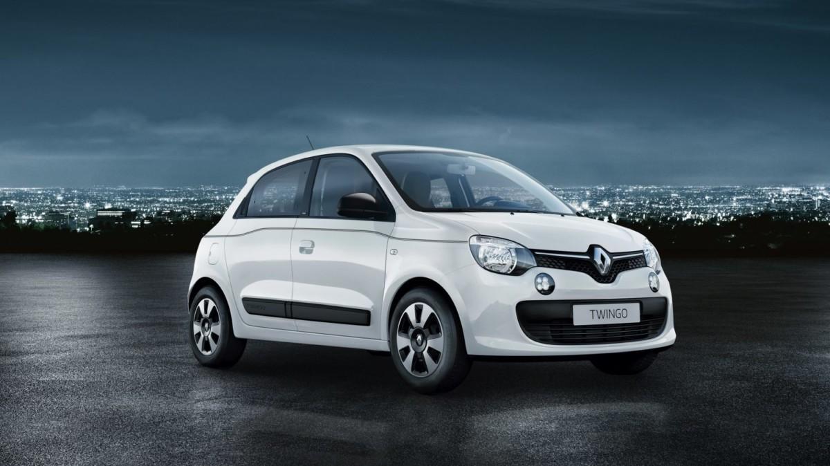 Renault готовит бюджетный электромобиль