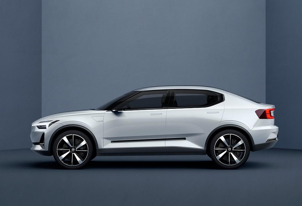 Volvo Concept 40.2 может воплотиться в серийную модель Volvo S50