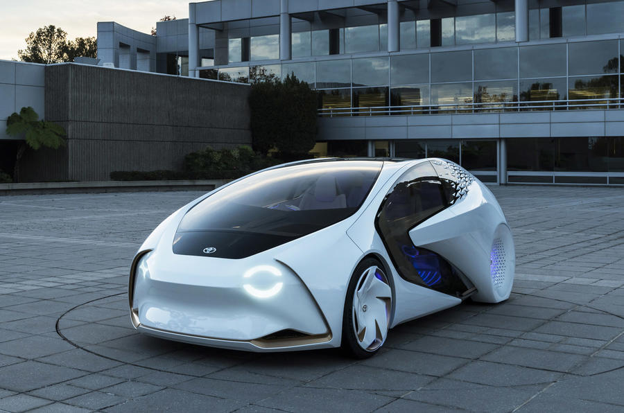 Автопилот Toyota представят в 2020 году