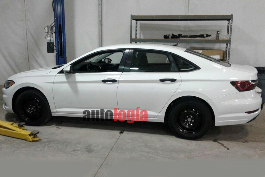 Volkswagen Jetta 2018: новые подробности седана Фольксваген