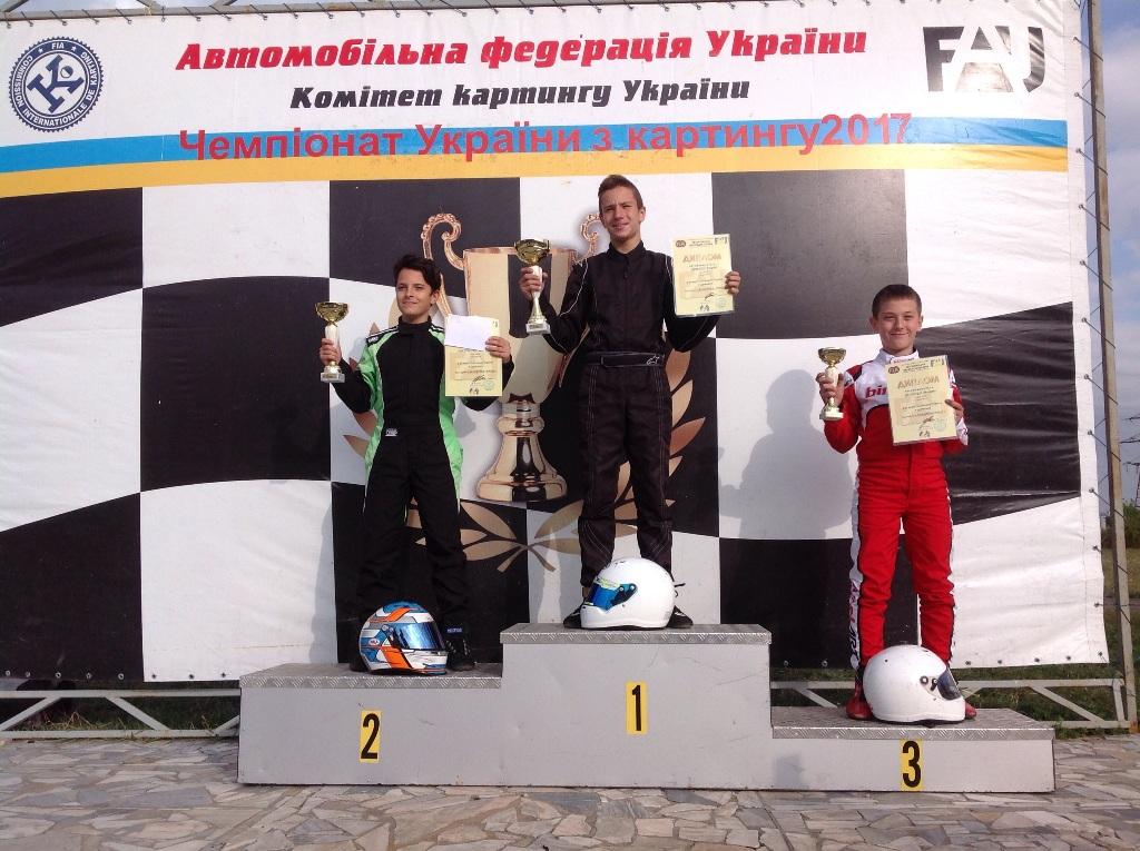 Фінал Чемпіонату України з картингу 2017