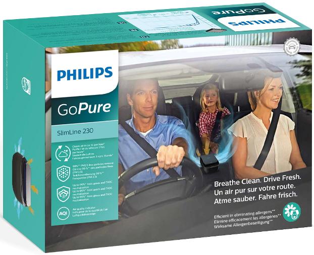 Philips GoPure SlimLine 230