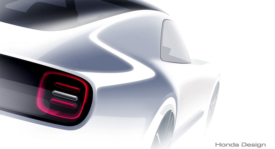 Honda представит в Токио электрический спорткар