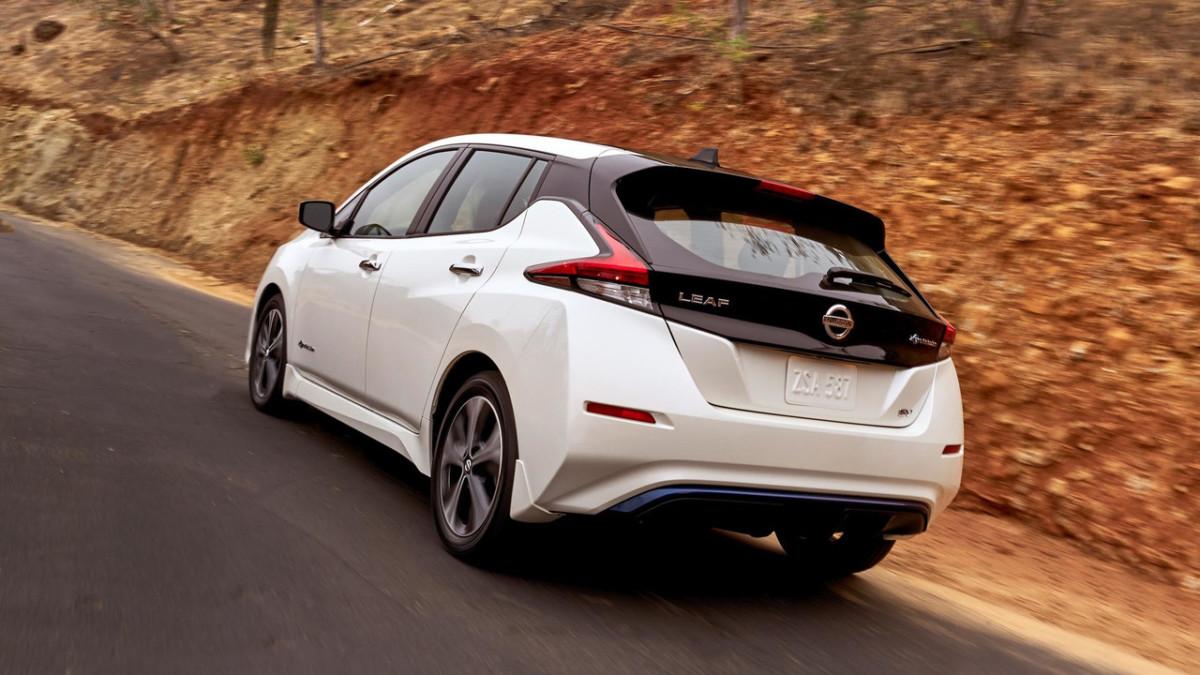 Спрос на новый Nissan Leaf 2018 бьет рекорды
