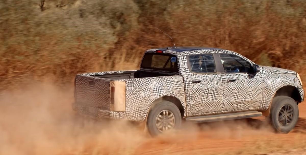 Ford Ranger 2019: официальные фото и видео нового пикапа Форд