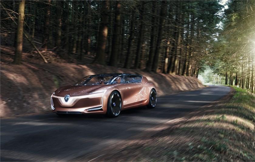 Обзор Renault Symbioz: авто как элемент дома будущего
