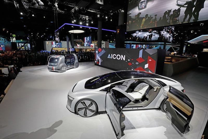 VW вложит впроизводство электрокаров 20млрдевро к 2030-ому