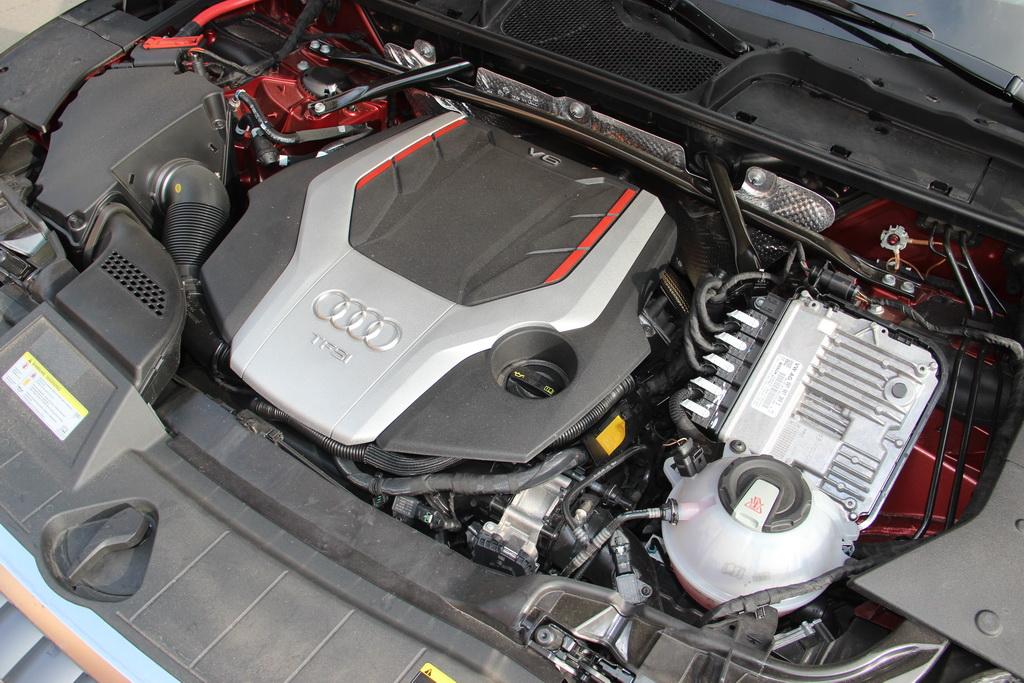 Двигатель Audi SQ5 2017