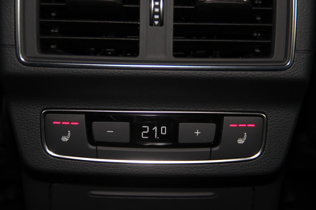 Климат-контроль Audi