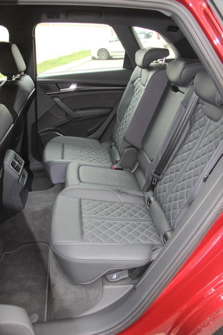 Интерьер Audi