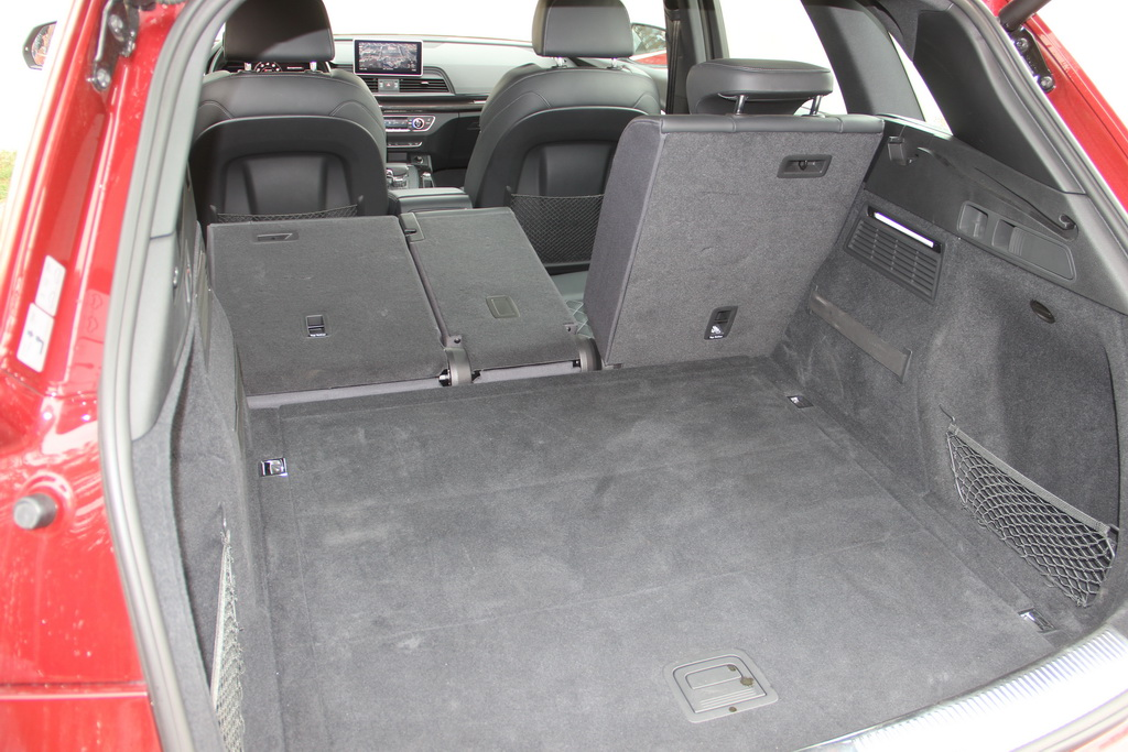 Багажник Audi SQ5 2017