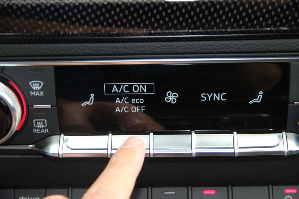 Приборы Audi SQ5 2017
