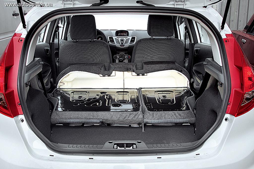 Ford Fiesta и Skoda Fabia