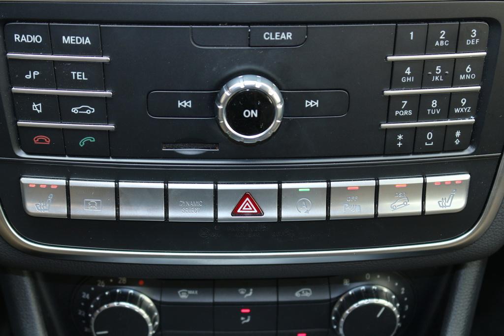 Dynamic Select Mercedes-Benz GLA 2017