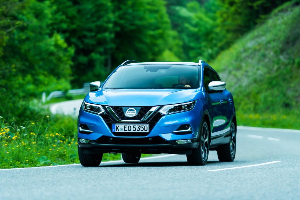 Внешность Nissan Qashqai 2017