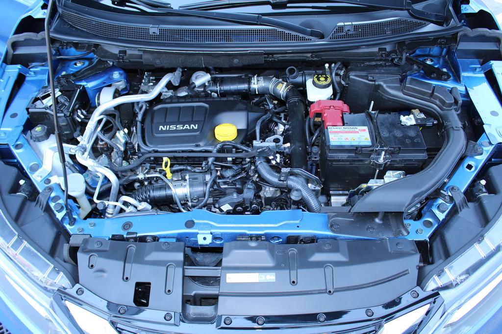 Мотор Nissan Qashqai 2017