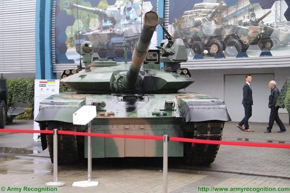 Украина иПольша представили общий модернизированный танк— Под стандарты НАТО